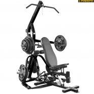 Силовой тренажер Powertec Lever Gym TM WB-LS14-B