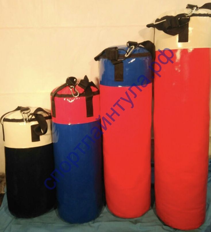 Мешок боксерский 0,6 м на ремнях 10 кг