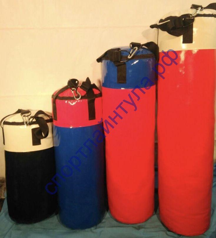 Мешок боксерский 1,2 м на ремнях 25 кг