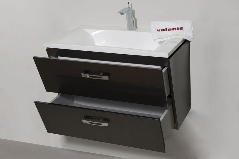 Тумба с раковиной Valente Versante 900 (Версанте) 90х50 ФОТО
