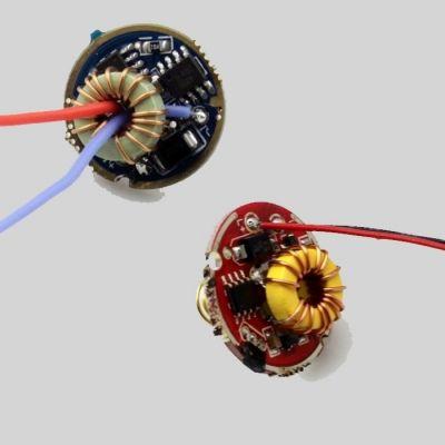 Драйверы для подводного фонаря Yupard (2 типа)