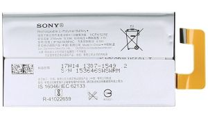 Аккумулятор Sony G3212 Xperia XA1 Ultra Dual (LIP1641ERPXC/1307-1549) Оригинал