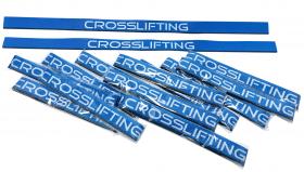 Лямки тренировочные Team WINNER Crosslifting (2 шт.)