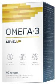 LevelUp Omega-3 (60 капс.)