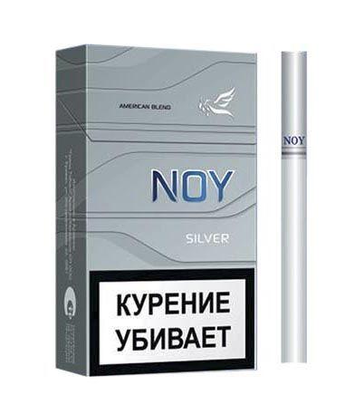 Сигареты Noy Silver