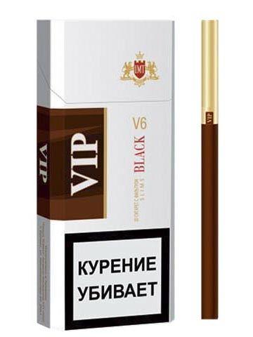Сигареты Vip Black