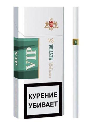 Сигареты Vip Mentol