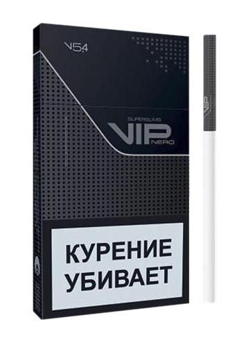 Сигареты Vip Nero