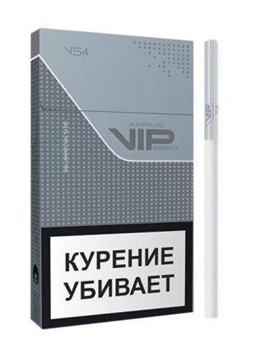 Сигареты Vip Argento