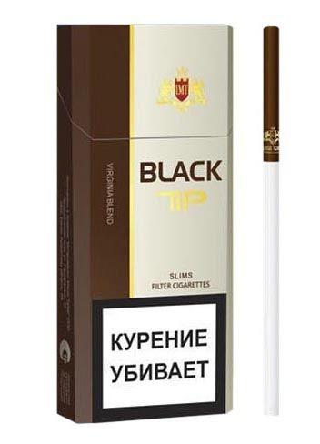Сигареты Black Tip 6,2