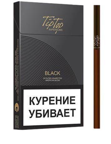 Сигареты Tip Top Black