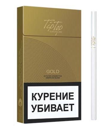 Сигареты Tip Top Gold