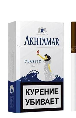 Сигареты Akhtamar Classic 84