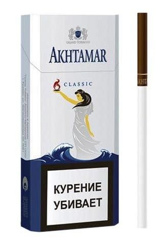 Сигареты Akhtamar Classic 6,2