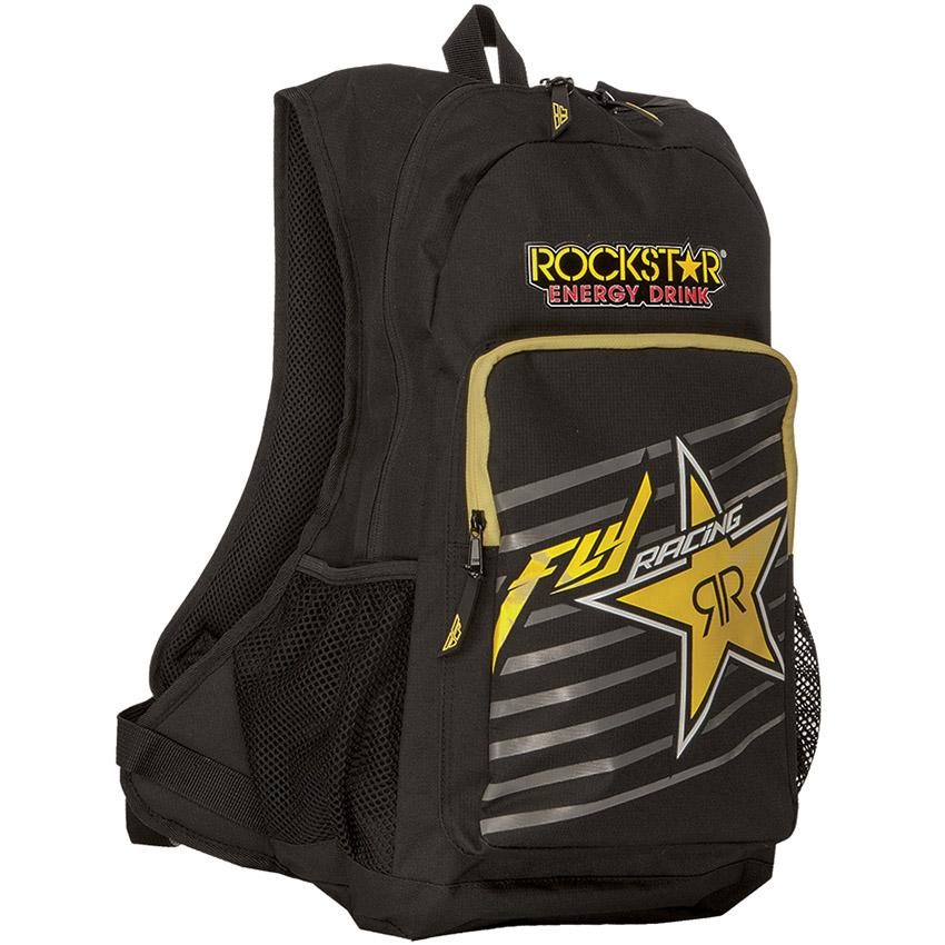 Fly - 2018 Jump Rockstar Backpack рюкзак, черно-желтый