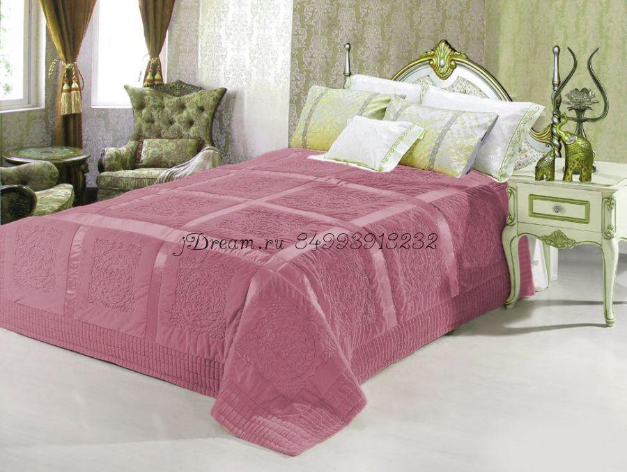 Покрывало Versache (Розовое)
