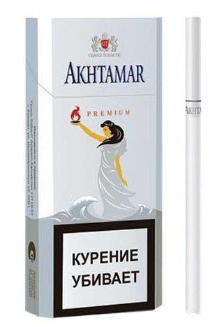 AKHTAMAR Premium Slims 100mm