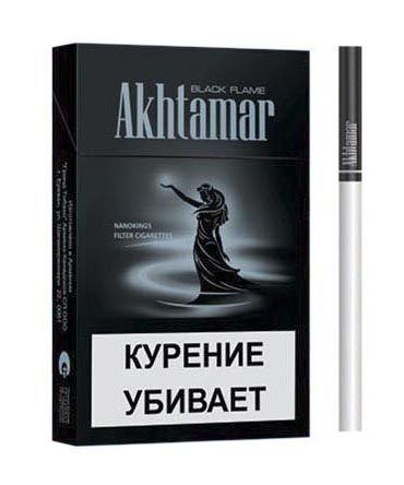 Сигареты Akhtamar Black Flame