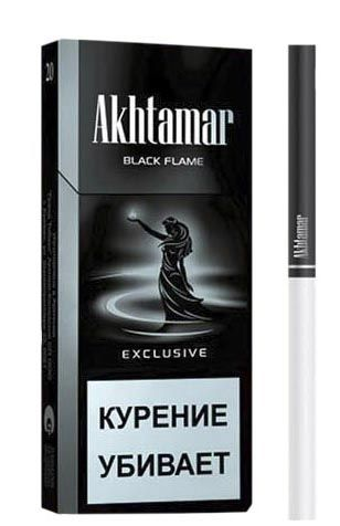 AKHTAMAR Exclusive Black Flame