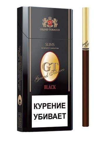 Сигареты GT Black 6,2