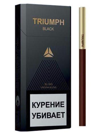 Сигареты Triumph Black