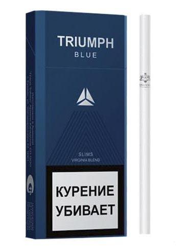 Сигареты Triumph Blue