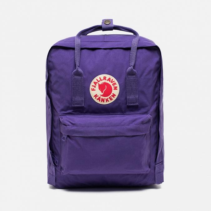 Рюкзак Fjallraven Kanken classic Purple (фиолетовый) 580