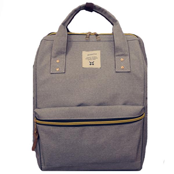 Рюкзак городской Anello AT Moss (gray)