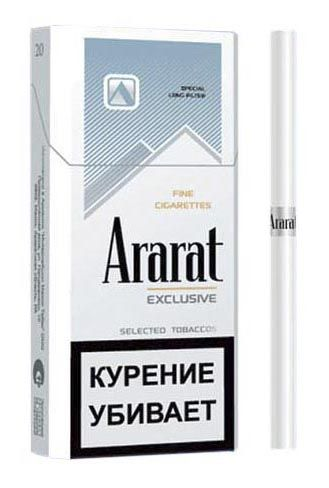 ARARAT Exclusive 115mm