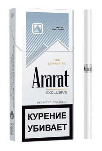 Сигареты Ararat Exclusive