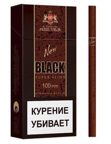 Сигареты New Black