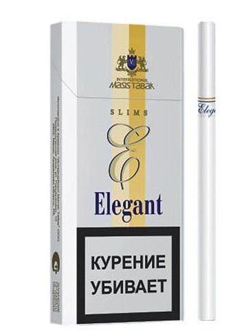 Сигареты Elegant