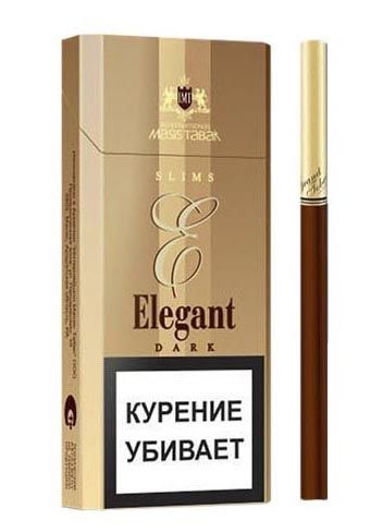 Сигареты Elegant Dark