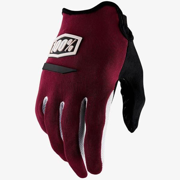 100% - Ridecamp Brick перчатки, красные