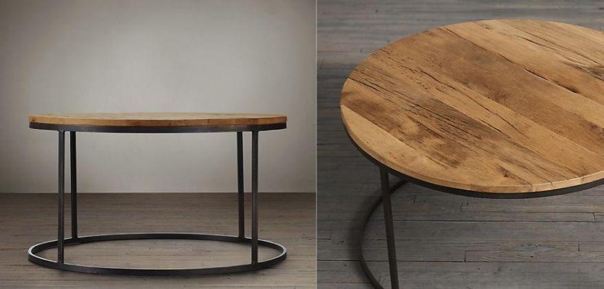 Обеденный стол Loft-22