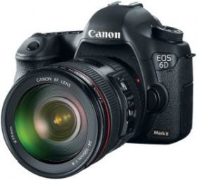 Canon EOS 6D Kit 24-105MM1.4L IS