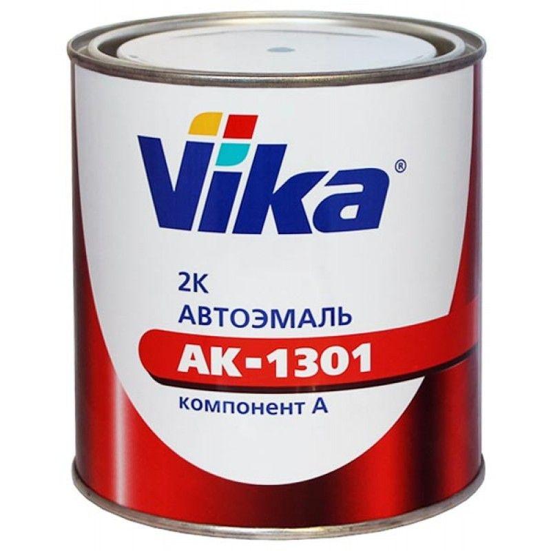 Vika (Вика) 201 Белая, акриловая эмаль АК-1301, 850мл.