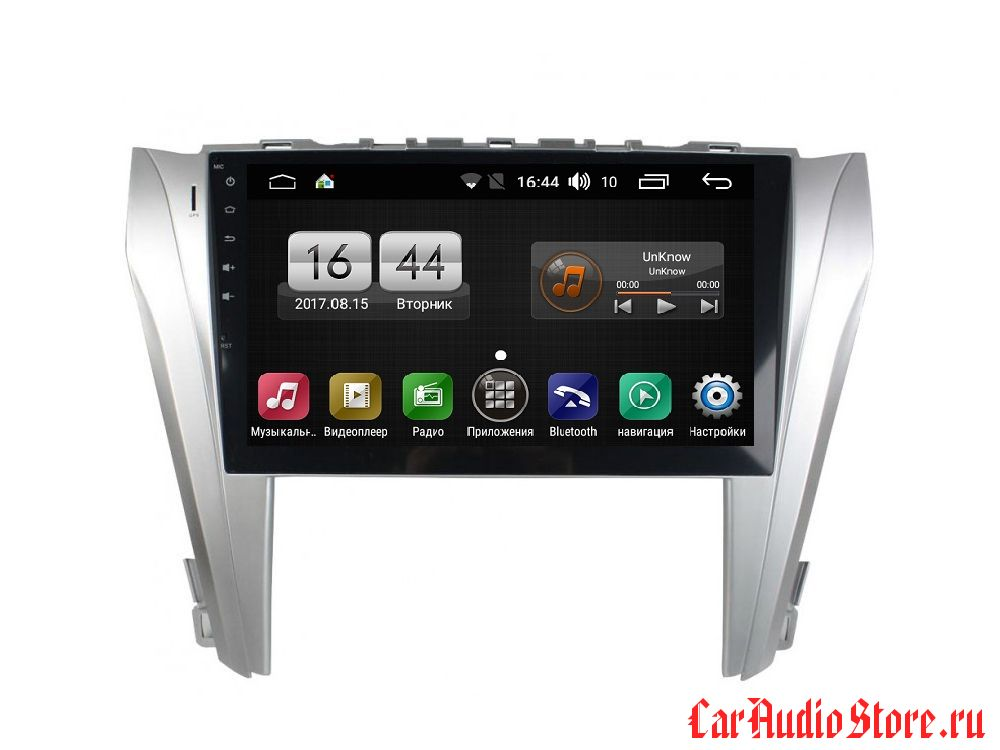 FarCar s170 для Toyota Camry 2014+ на Android (L466)