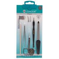 Zinger Набор маникюрный 5 предметов SIS-57-S