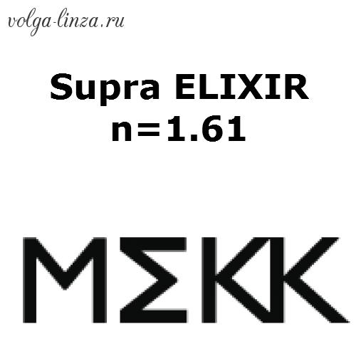Supra ELIXIR (n=1.61)-супергидрофобное покрытие