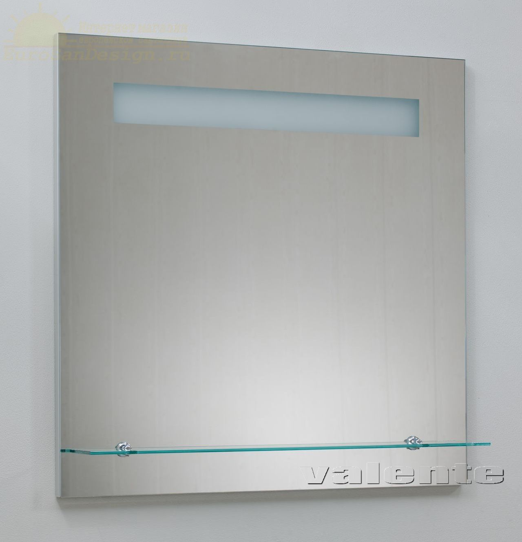 Зеркало с подсветкой Severita S23.003 (Северита) 100х80 ФОТО