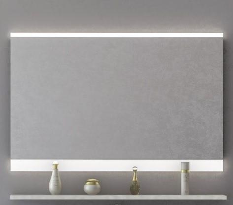 Зеркало с подсветкой Aggeto (Аджето) 80х65 ФОТО