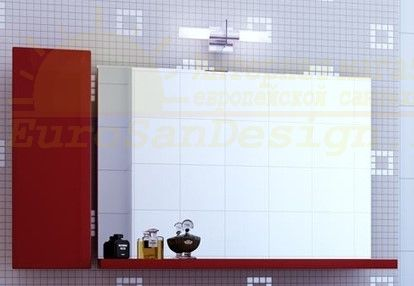 Зеркало с сенсерным подогревом Valente Tagliare 3 105х70 ФОТО