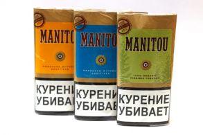 Сигаретный табак Manitou 30 гр. АССОРТИМЕНТ.