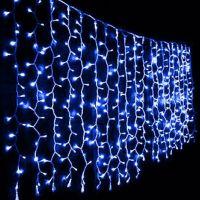 Светодиодная гирлянда Шторка 240 LED лампочек