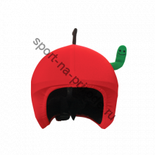 Apple with worm нашлемник