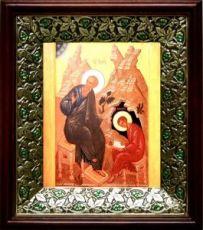 Прохор, апостол от 70-ти (21х24), киот со стразами