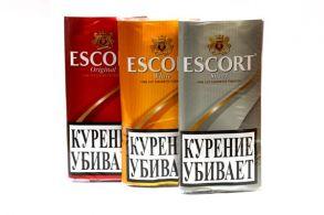 Табак escort 40гр,  АССОРТИМЕНТ