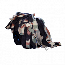 Camouflage Rastafarian нашлемник