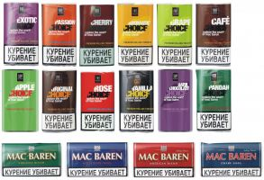 Сигаретный табак Mac Baren Choice АССОРТИМЕНТ